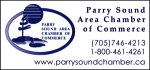 Member of the Parry Sound Chamber of Commerce