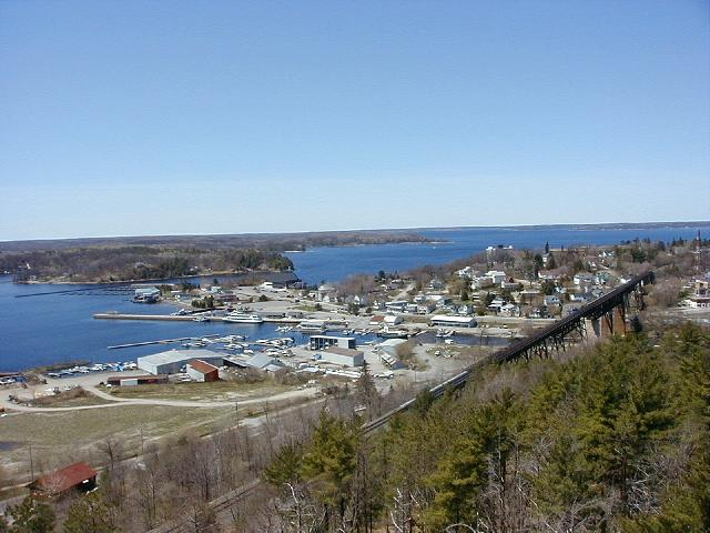 Parry Sound (ON) Canada  City new picture : Tour of Parry Sound, Ontario, Canada!