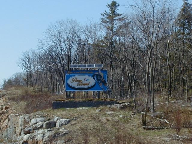 Tour Of Parry Sound Ontario Canada